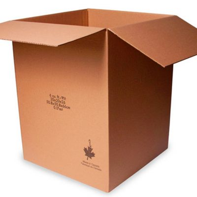 6 Cube Box