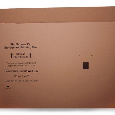 Large Flat Screen TV Box