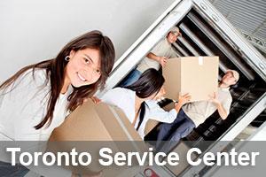 toronto  service center