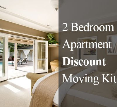 2 Bedroom Apartment Moving Kit