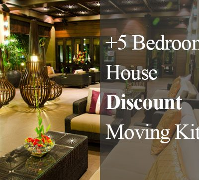 2 Bedroom Apartment Discounted Moving Kit