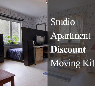 Studio Apartment discount kit
