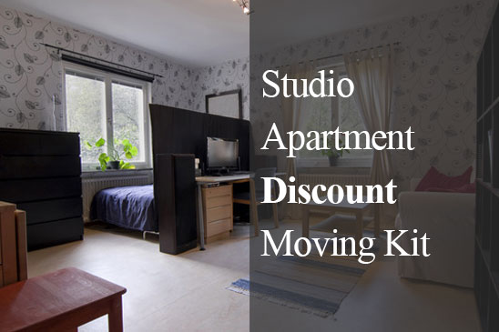 Studio Apartment discount kit