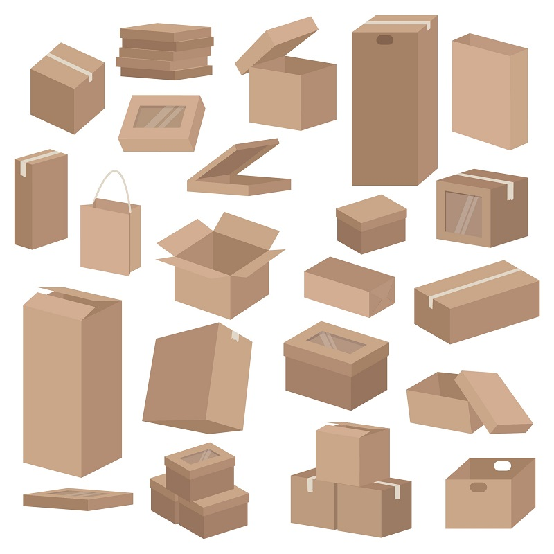Difference among Various Types ofBoxes - cover
