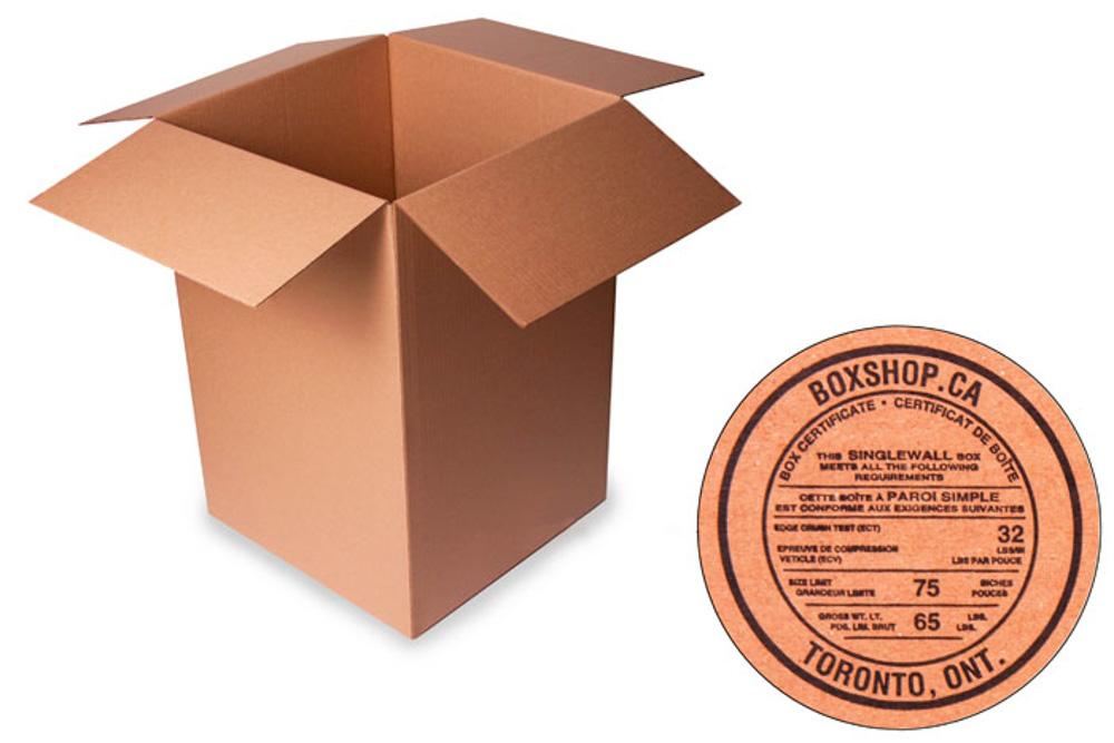 5.0 cube box