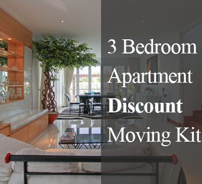 3 Bedroom Apartment Moving Kit
