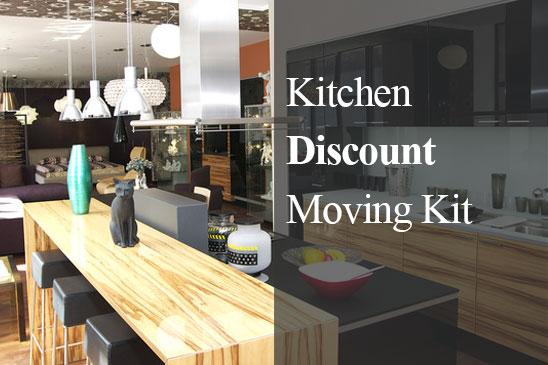 Kitchen discount kit