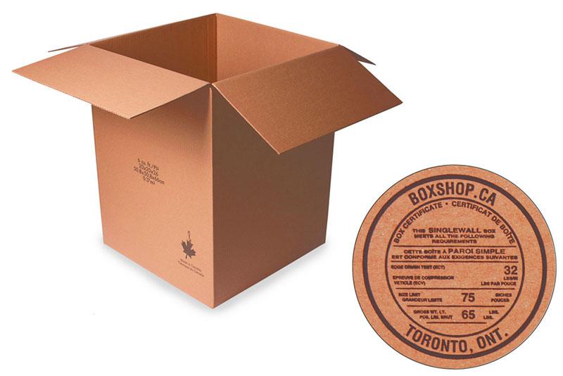 6.0 cube box